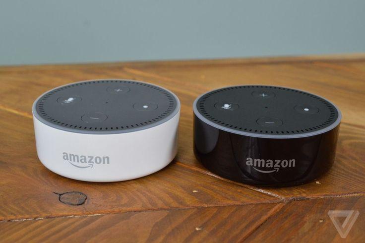 Verge Editor's Choice: Amazon Echo Dot - The Verge