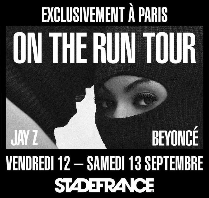 Préparez votre venue pour les concerts de Beyoncé & JAY-Z !