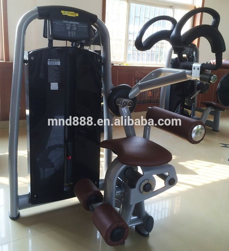 Commercial Fitness Equipment Gym Machines MND-AN22 Total Abdominal