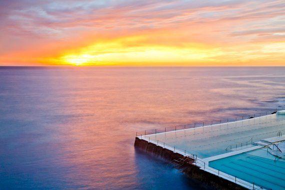 Digital Download Icebergs Swimming Pool Bondi Beach Sydney Nsw