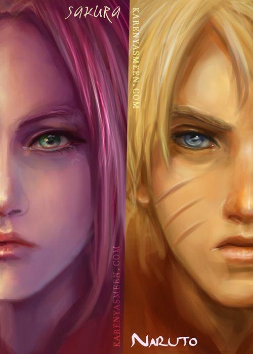 Sakura Naruto bookmark by Asterisks.deviantart.com on @deviantART