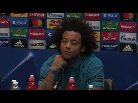 cool Marcelo 'We can win the Champions League' Tottenham Hotspur vs Real Madrid - Champions League Check more at http://www.matchdayfootball.com/marcelo-we-can-win-the-champions-league-tottenham-hotspur-vs-real-madrid-champions-league/