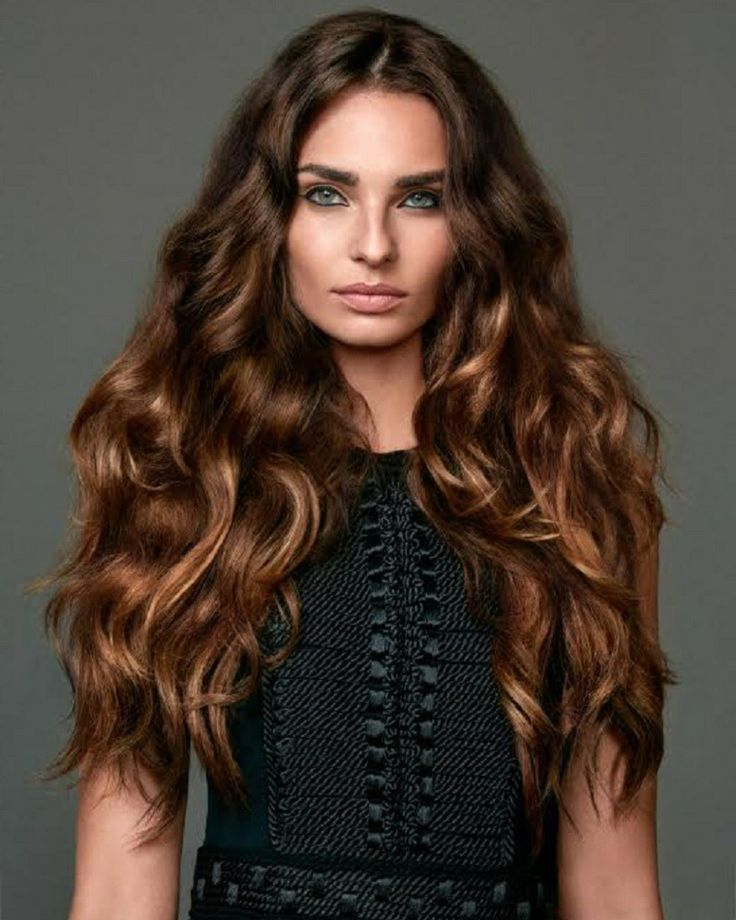 121 best Taglio capelli lunghi images on Pinterest