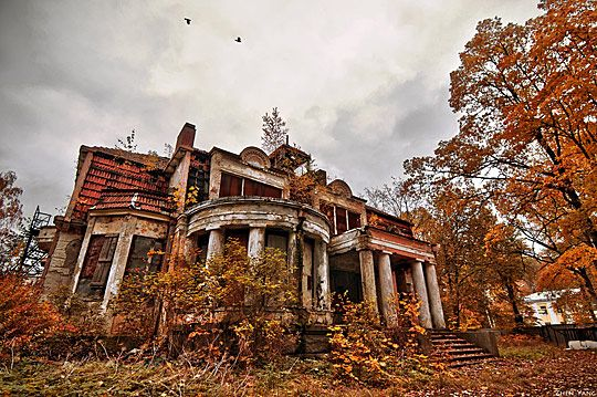 Abandoned Mansions In America - Cool Teenage Girl Rooms 2015