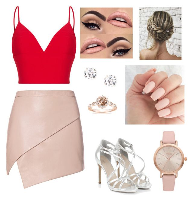 """""""Formal Night Out✨"""" by erinkennedy1 on Polyvore featuring Michelle Mason, Rasario and Vivani"""