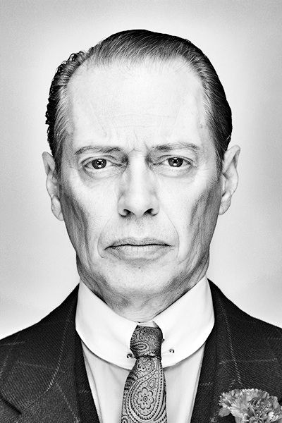 Nucky aka Steve Buscemi