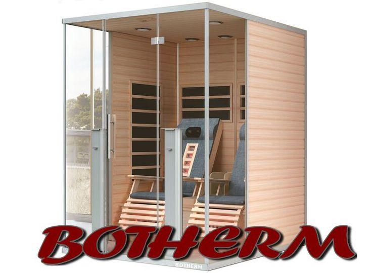 Super relax infrarood sauna az160