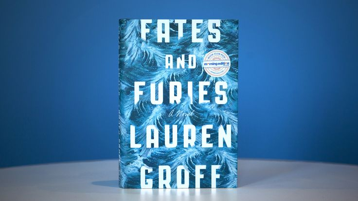 """Author and screenwriter Richard Russo has selected our third book — a new novel by Lauren Groff. Fates and Furies chronicles a marriage over 24 years. Russo calls it """"an incredibly ambitious work."""""""