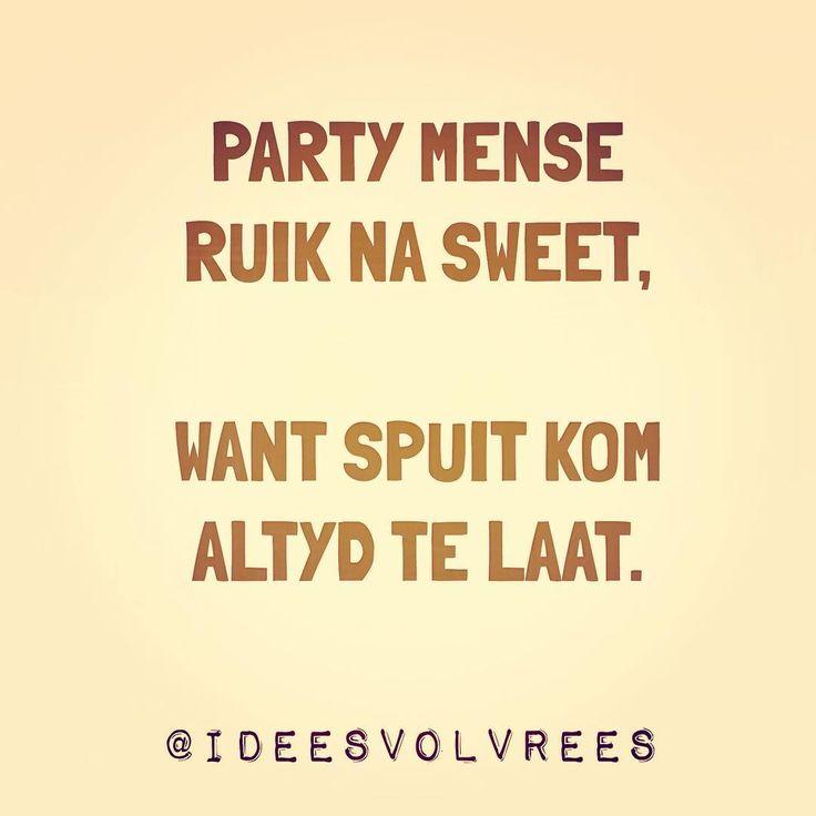 #sweet #sweat #ruik #spuit #telaat #ideesvolvrees #ivv