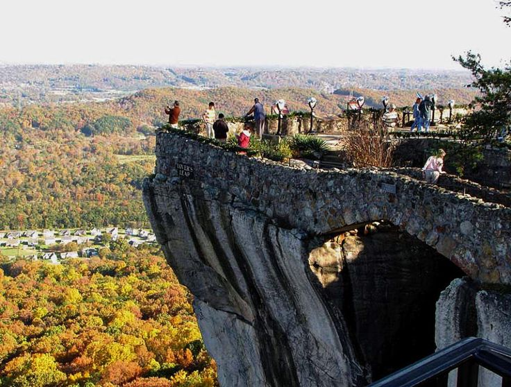 pictures+of+lookout+mountain+tennessee | Amazing Lookout Mountain, Rock City and Ruby Falls Cave at Tennessee ...