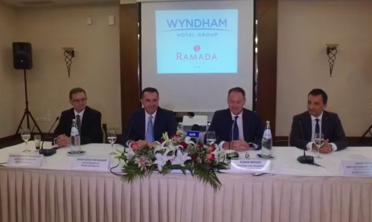 Το παγκοσμίως αναγνωρισμένο Ramada Hotel Brand έρχεται στην Αλεξανδρούπολη