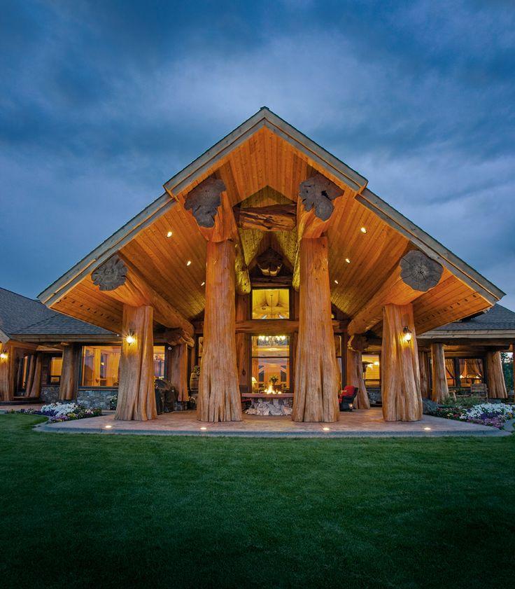 Cedar Homes | Interior Log Cabins | Joy Studio Design Gallery   Best Design Part 65