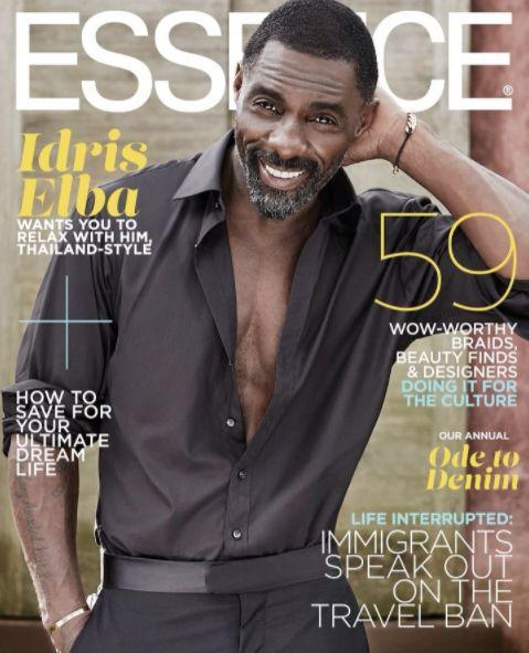 Idris Elba Says He is Not Getting Married Again
