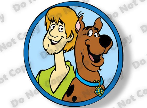Shaggy and Scooby Doo SVG High Quality design files by SVGsuperb