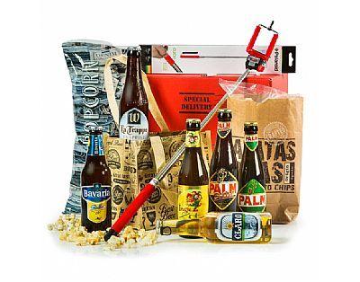 Bier Proeverij ! Kerstpakket / Hampert. Relatiegeschenk.nl voor al uw onbedrukte en bedrukten relatiegeschenken.