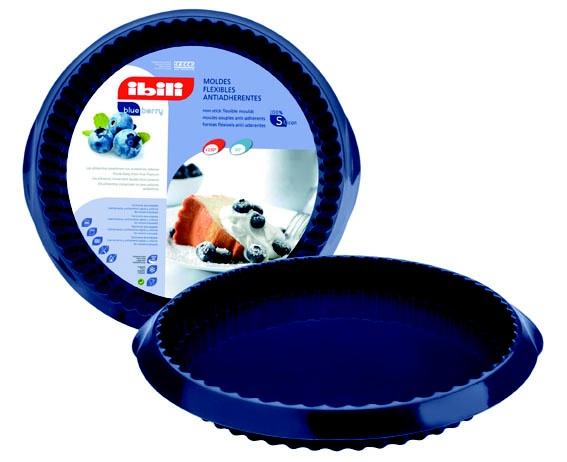 Este molde de silicona te permitira cocinar con más facilidad todos tus pasteles.Un molde flexible, adaptable i fácil de manejar que te permite sacar tus pasteles con una mayor facilidad.  13.50€