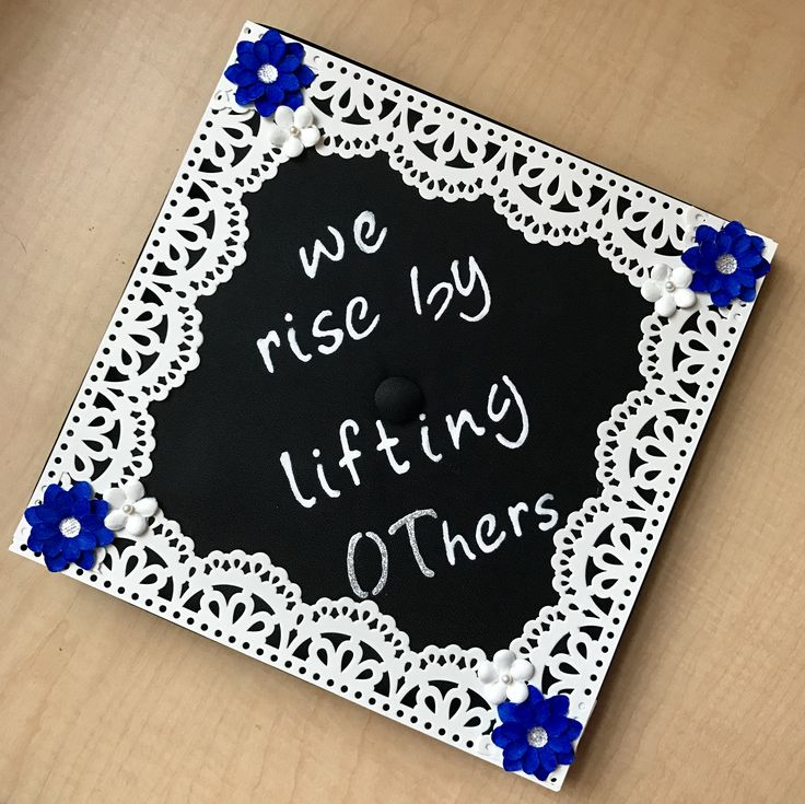Occupational therapy graduation cap #occupationaltherapy #graduation #UB