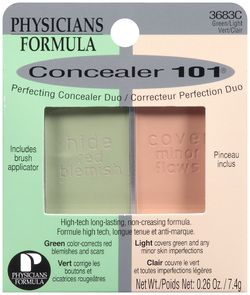 Physicians Formula Concealer 101 Perfecting Concealer Duo - Green/Light (3683C) $11.79 - from Well.ca