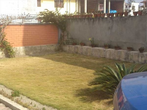 A modern house on rent at Bhaisepati Lalitpur Look Nepal Asia