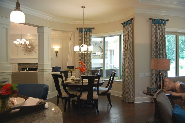 Model morning room decorating curtains home ideas for Morning room designs