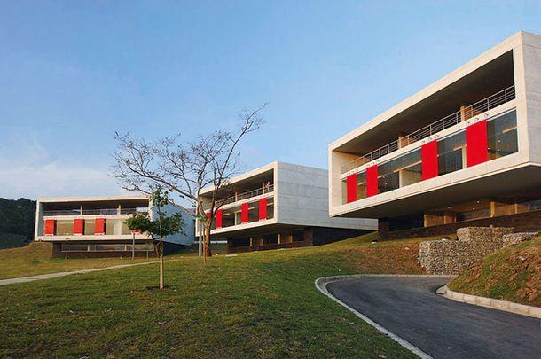 Библиотека Ladera, Медельин, Колумбия, 2005.