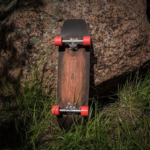 More than just a skateboard the barrel cruiser is means of transportation, tool of self expression and just pure enjoyment on wheels. Whether you are going to w