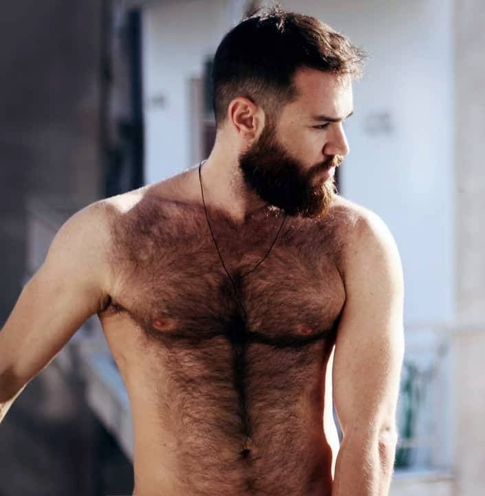 Chest Hair Styles For Real Men Photo Brilliant 136 Best Men's Hair Images On Pinterest  Men's Haircuts Male .