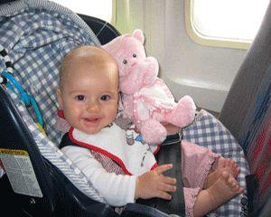 ketentuan bayi & anak naik pesawat