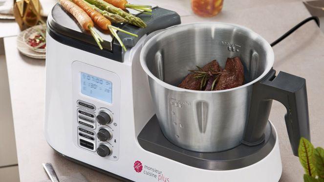 Vorwerk Thermomix im Vergleichstest Küchengeräte im Test - die besten küchengeräte