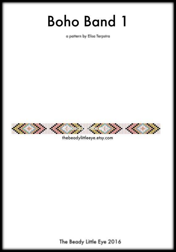 Bead Loom Patterns Loom Tutorial Beading Pattern Loom