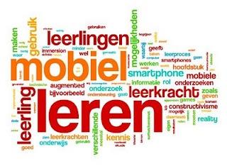 Mobiel leren in het basisonderwijs. Een literatuurstudie