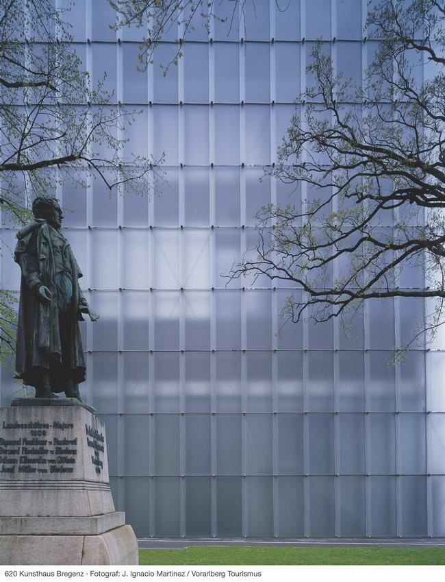 Peter Zumthor Kunsthaus Bregenz