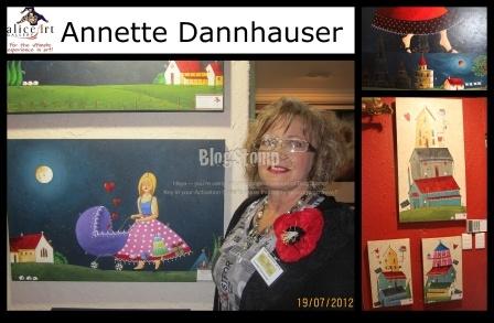 Annette Dannhauzer: Stories van die lewe en die liefde