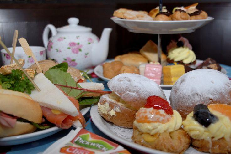 High Tea Drenthe -