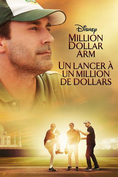 Million Dollar Arm (2014) Regarder Million Dollar Arm (2014) en ligne VF et VOSTFR. Synopsis: Un agent sportif se rend en Inde pour organiser un jeu de télé réalité intitu...