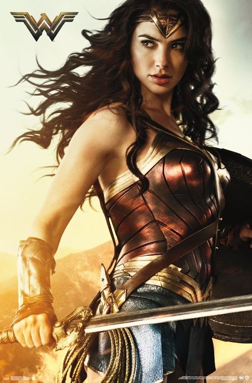 Wonder Woman - Shield
