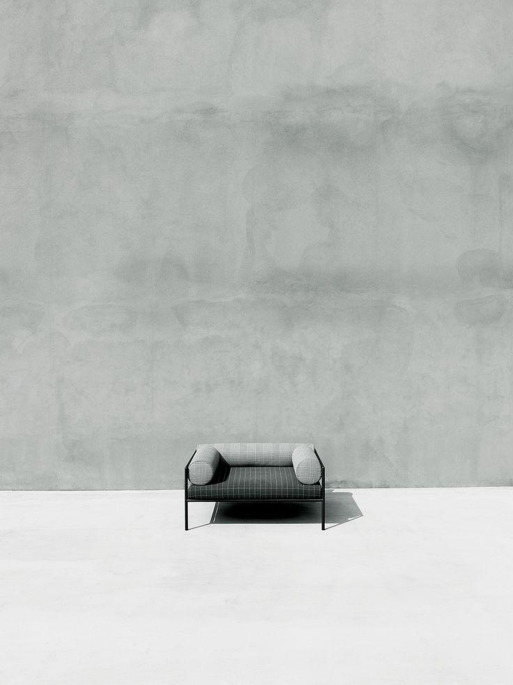 Agra outdoor armchair design David Lopez Quincoces