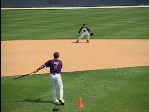 Baseball fielding drills