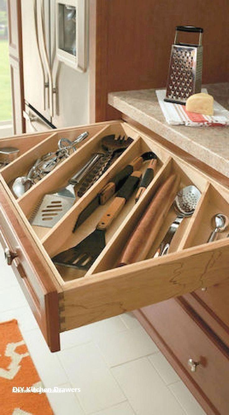 Diy Kitchen Drawer Organizer Ideas In 2020 Kitchen Drawer Dividers Diy Kitchen Storage Diy Kitchen Renovation