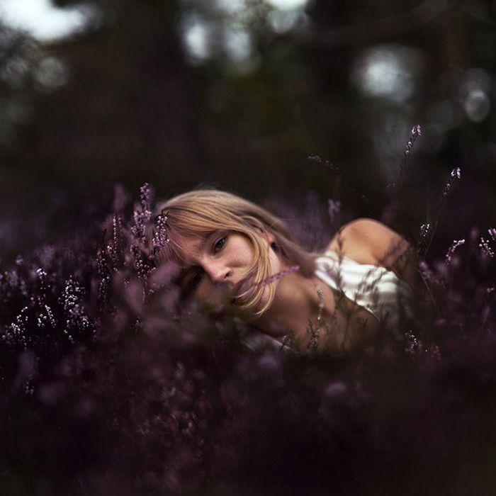 Creative portrait photography by Vilde Indrehus