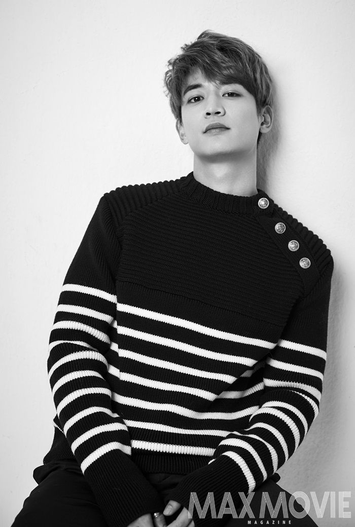 {MAG} 161208 Minho - Max Movie Magazine December Issue - posted in Photos: Source: Max Movie Reuploaded by: onboms @ shineee.net