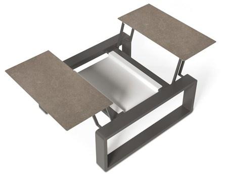 Collezione Kama | EGO Paris #table #furniture #home | Masterhouse
