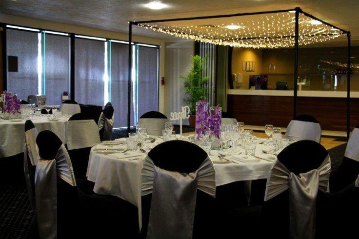Mercure Townsville - Lakes Room - Wedding Reception - Dance Floor - Fairy Lights