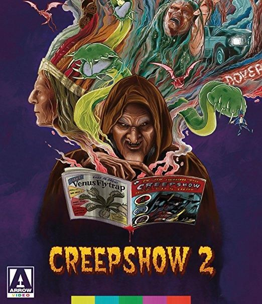 Tom Savini & Stephen King & Michael Gornick-Creepshow 2