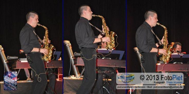 Saxophonunterricht in Würzburg Saxophonunterricht in Würzburg. Rock, Pop, Jazz.