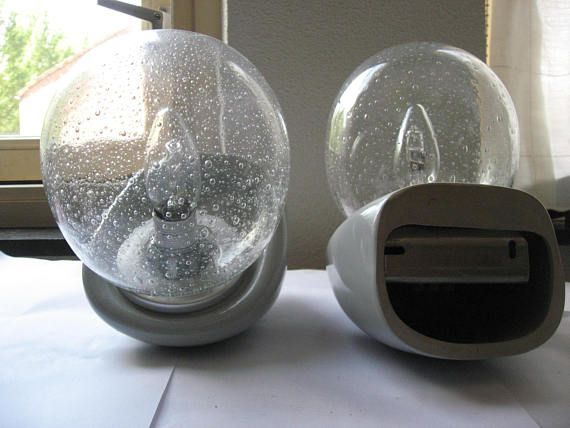 koninklijke Sphinx  Badkamer Design lampen 2 stuks