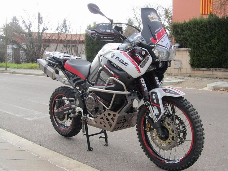 The Yamaha Super Tenere XT1200Z Big Thread
