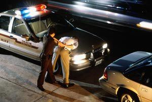 What Does a Police Officer Really Do?: A police officer arrests a suspect