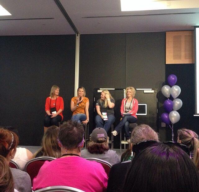 The Panel at 2014 Scentsy Australia Gold Coast Reunion