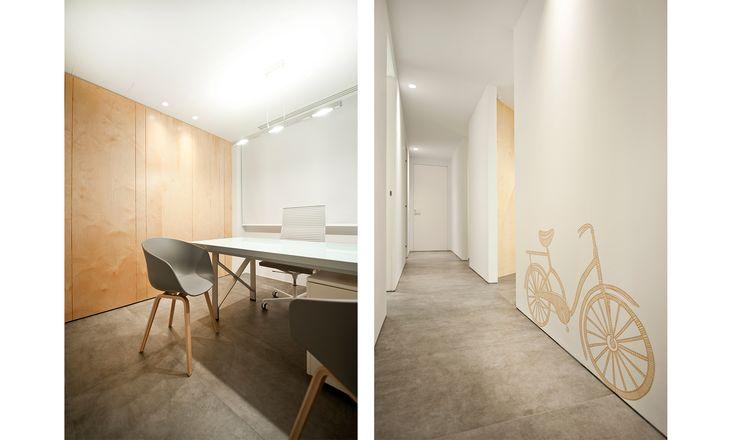 Il gres Clays scelto per un centro medico a Thessaloniki |  Marazzi Your Space